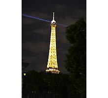 The City of Light Photographic Print