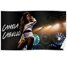 Camila Performing 2.0 Poster