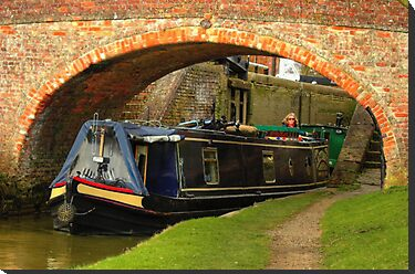 Narrowboat Lazy Days by SimplyScene