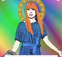 Church of Tori Amos by RabbitWithFangs