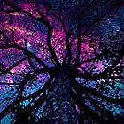 Universe nebulae tree by morf