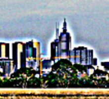 Pop Art Melbourne  by Neil Mouat