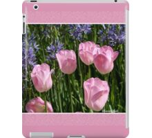 Tulips ~ Dancing in the Sunlight iPad Case/Skin