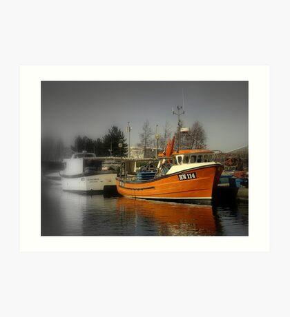 """""""Vessel NN 114"""" Art Print"""
