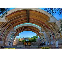 The Vaults of Arcosanti Photographic Print