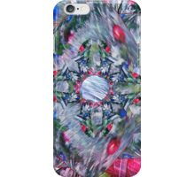 Baubles bells and bright lights iPhone Case/Skin