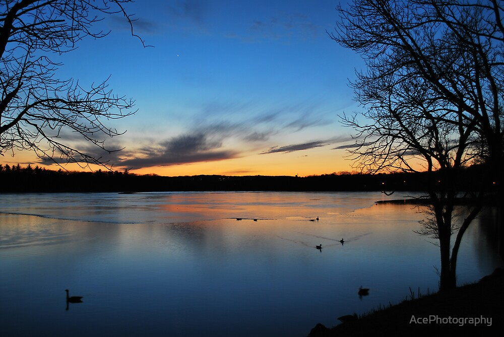 Sunset by AcePhotography