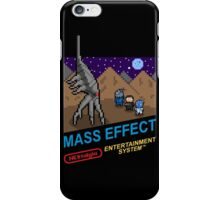 NEStalgia: Mass Effect iPhone Case/Skin