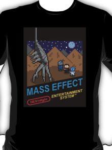 NEStalgia: Mass Effect T-Shirt