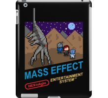 NEStalgia: Mass Effect - FemShep Version iPad Case/Skin
