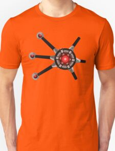 The Flash : Firestorm Quantum Splicer T-Shirt