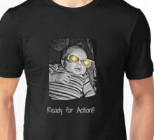 Baby Ready for Action  Unisex T-Shirt
