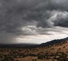 St. Augustine Pass, NM Panorama by GuiltyPixel