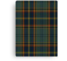 00299 Antrim County Tartan  Canvas Print