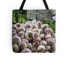 Australian garlic Tote Bag
