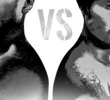 Mayweather VS Pacquiao 2015 Sticker