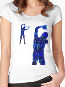 MAHON ii Women's Fitted Scoop T-Shirt