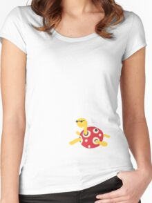 Cool Shuckle Women's Fitted Scoop T-Shirt
