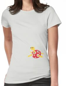 Cool Shuckle Womens Fitted T-Shirt