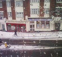 wailking in the snow by korniliak