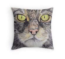 Wildcat Throw Pillow