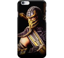Scorpion MKX  iPhone Case/Skin