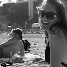 Beach Joy by Amanda Figueroa