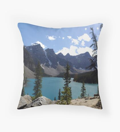 All of Nature Throw Pillow