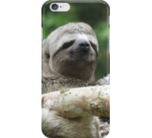 3 Toed Sloth iPhone Case/Skin