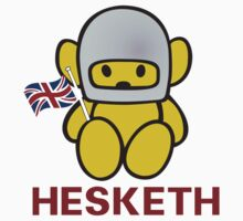 Hesketh Bear Great Britain Kids Clothes
