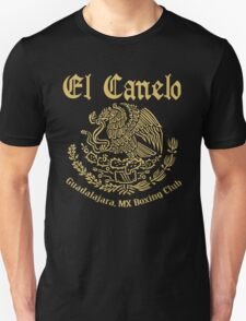 EL Canelo Club T-Shirt