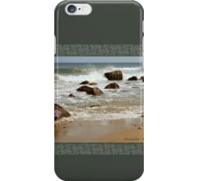 I Must Go Down to the Seas Again... iPhone Case/Skin