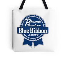 Blue Ribbon Army Tote Bag