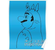 Studio It's-A-Me Poster