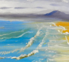 Towradgi Beach Sticker