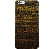Golden Totem iPhone / Samsung Galaxy Case iPhone Case/Skin