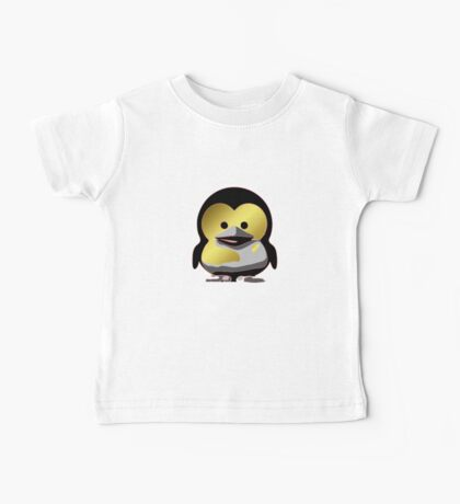 Linux Baby Tux d'Or Baby Tee