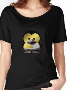 Linux Baby Tux d'Or Women's Relaxed Fit T-Shirt
