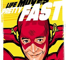 Life Moves Pretty Fast by butcherbilly