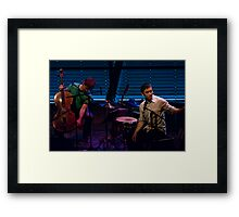 Viena Teng At The Bimhuis Framed Print