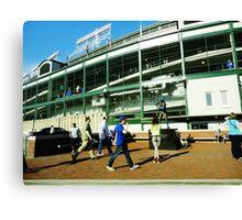 Baseball Dream Canvas Print