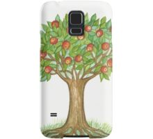 UNIQUE APPLETREE WITH RIPE APPLES  Samsung Galaxy Case/Skin