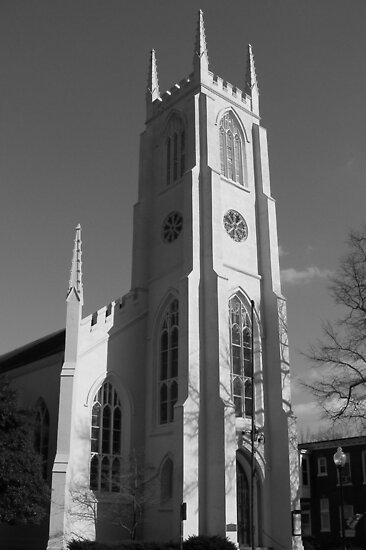 MT HOLLY CHURCH by Camerin