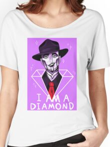I Am A Diamond Women's Relaxed Fit T-Shirt