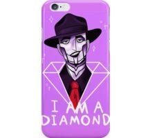 I Am A Diamond iPhone Case/Skin