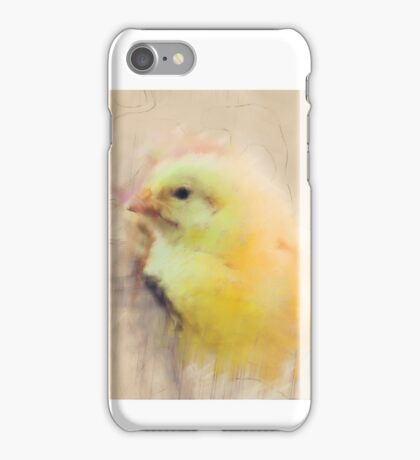 Chicky - Happy Easter iPhone Case/Skin