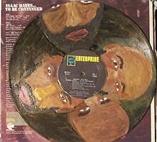 Isaac Hayes...To Be Continued by Pinkham