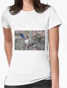 Fairy wren Womens Fitted T-Shirt