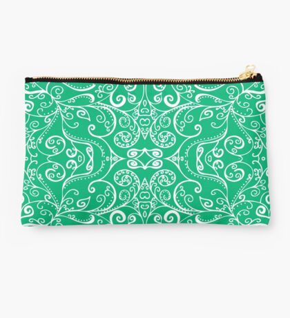 Silent Era, Green Studio Pouch