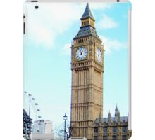 Big Ben And London Eye iPad Case/Skin